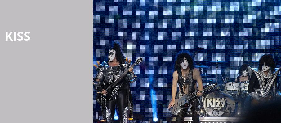 KISS, ATT Center, San Antonio