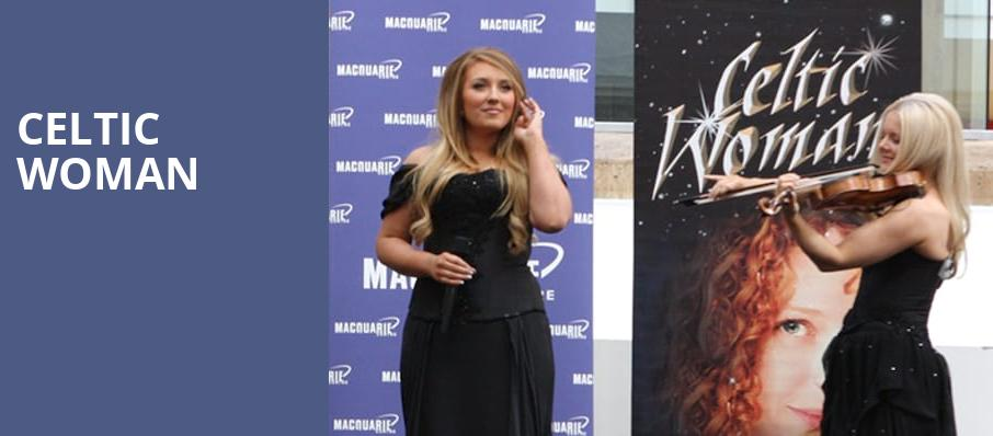 Celtic Woman, Majestic Theatre, San Antonio