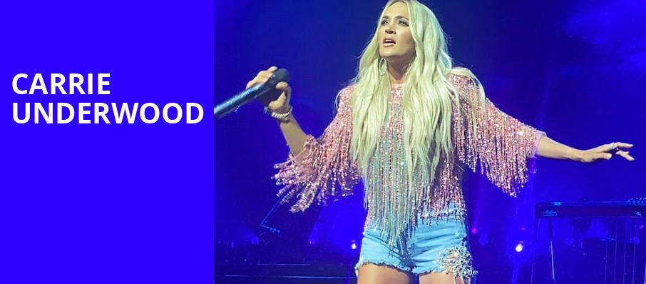Carrie Underwood, ATT Center, San Antonio