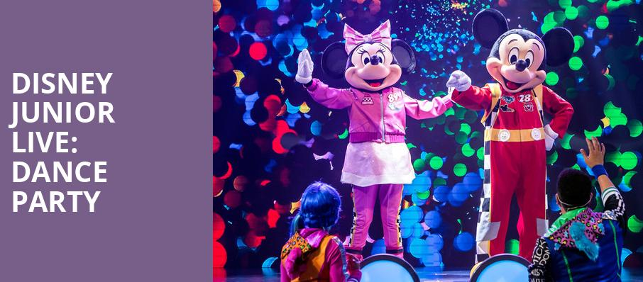 Disney Junior Live Dance Party, Majestic Theatre, San Antonio