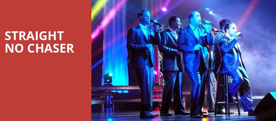 Straight No Chaser, Majestic Theatre, San Antonio