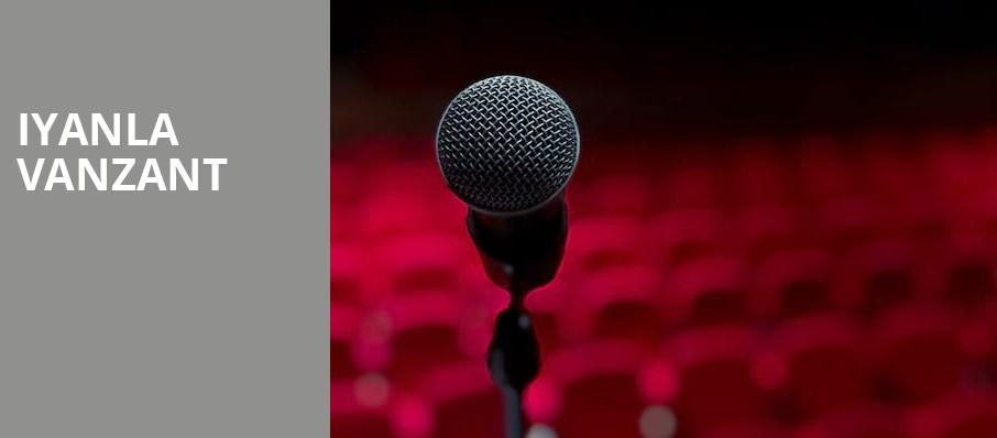 Iyanla Vanzant, HEB Performance Hall At Tobin Center for the Performing Arts, San Antonio