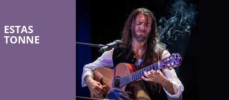 Estas Tonne, Charline McCombs Empire Theatre, San Antonio