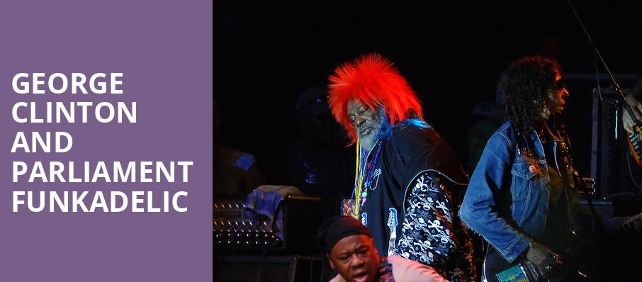 George Clinton and Parliament Funkadelic, The Aztec Theatre, San Antonio