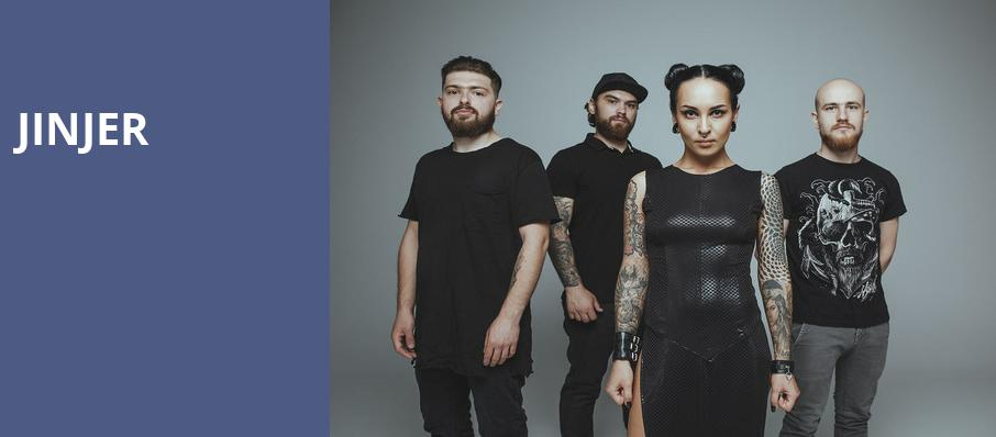 Jinjer, The Rock Box, San Antonio