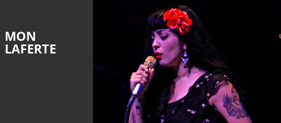 Mon Laferte, The Aztec Theatre, San Antonio