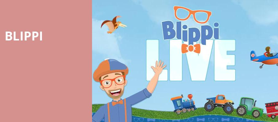 Blippi, HEB Performance Hall At Tobin Center for the Performing Arts, San Antonio