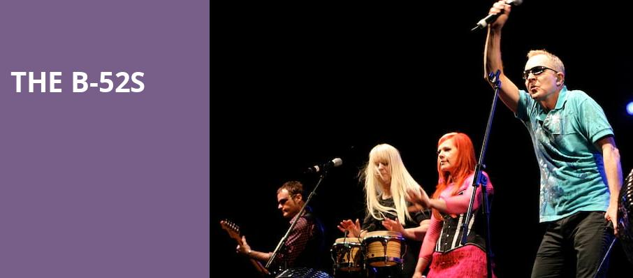 The B 52s, Majestic Theatre, San Antonio