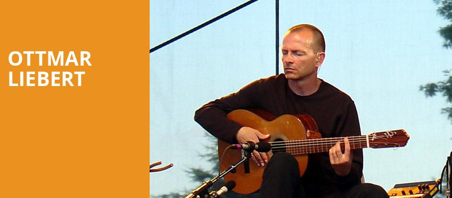 Ottmar Liebert, The Aztec Theatre, San Antonio
