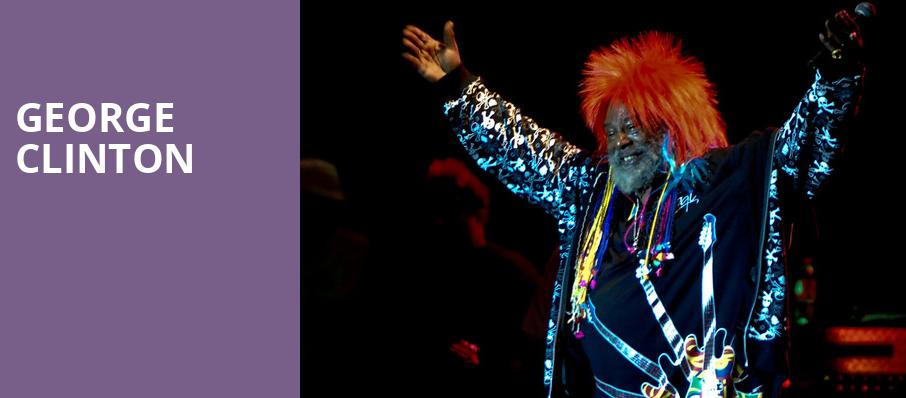 George Clinton, The Aztec Theatre, San Antonio