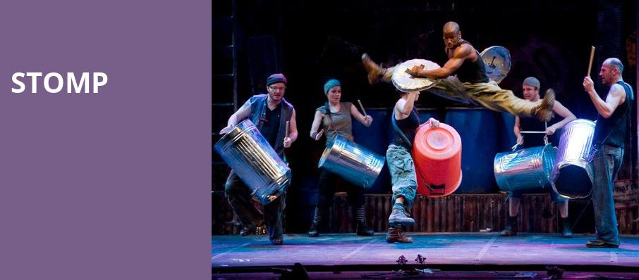 Stomp, HEB Performance Hall At Tobin Center for the Performing Arts, San Antonio