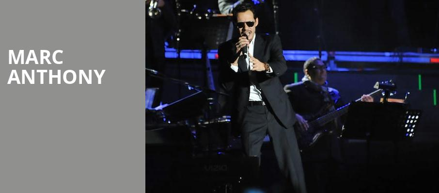 Marc Anthony, ATT Center, San Antonio