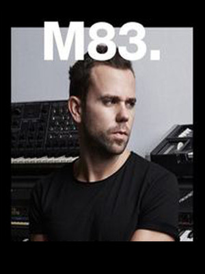 M83, The Aztec Theatre, San Antonio