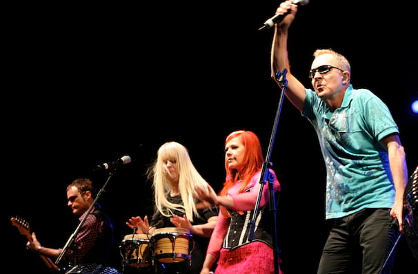 The B 52s, HEB Performance Hall At Tobin Center for the Performing Arts, San Antonio