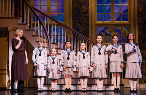 The Sound of Music, Majestic Theatre, San Antonio